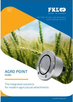FKL Agro Point Bearings