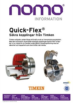 Timken Quick-Flex Couplings