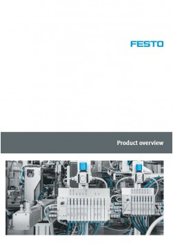 Festo Product Overview