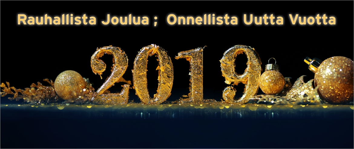2019 in gold